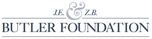 Donors and Partners - JE & ZB Butler Foundation Logo