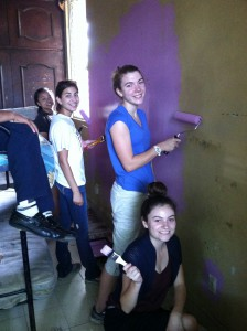 Girls' room crew