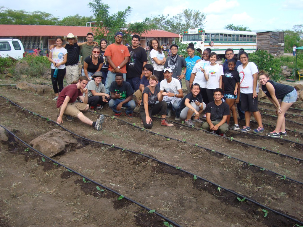 E1B at the Huerto