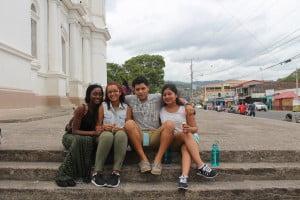 Chillin at La Catedral