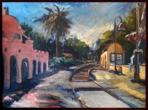 Davis Paintout 2012