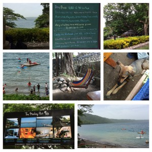 Pictures from Laguna de Apoyo.