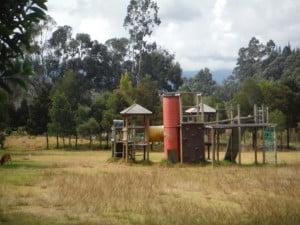 An older playground