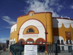 The Riobamba Bullfighting Arena