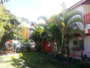 Dilenia's is the hotel and restaurant where you will all be staying during your 3 weeks in Constanza!