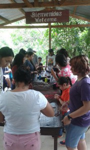Jewelry Workshop with Mujeres del Plomo